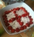 Erdbeerquarkcreme